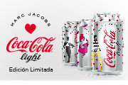PLV Marc Jacobs Coca-Cola light